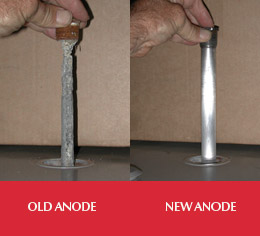 Replace Your Anode