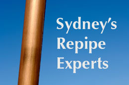 Copper Repipes in Sydney